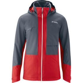 Maier Sports Gravdal XO Jacket Men, tango red
